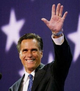Mitt Romney Adopts Slogan Once Used by the Ku Klux Klan