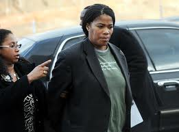 malcolm x's daughter goes to jail for failing to repay a debt