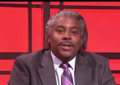 al sharpton is spoofed on Saturday Night Live