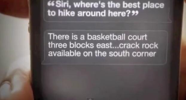 Siri for iPhone Racist? [Viral Video]