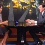 First-Lady-and-Colbert-300x214