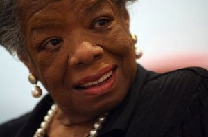 Maya Angelou Opens Women's Health Center