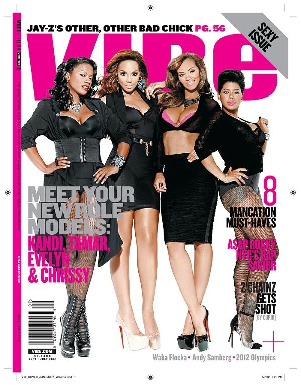 "Vibe Names Reality TV Stars ""The New Role Models"""