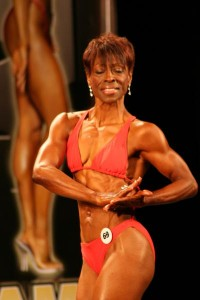 64-Year Old Grandma Dominates Body Building Competition