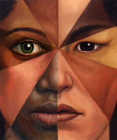 Racial Identity is Determined by What You Feel