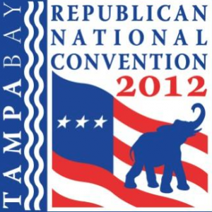 Republican National Convention, Refers to woman as animal, throws nuts at her