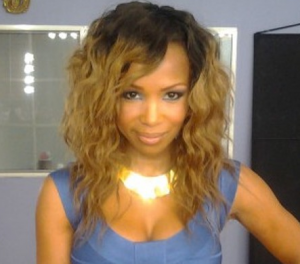 Actress Elise Neal launched a wig and hair extension line