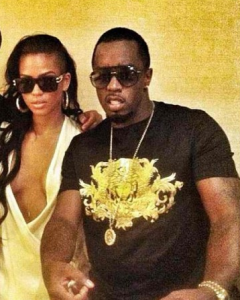 P Diddy Confirmed Relationship With Cassie Via Twitter