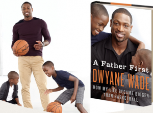 Dwayne Wade talks about his mother's addiction in his new book titled