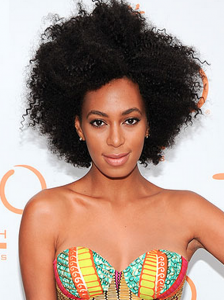 Solange Knowles Talks With Lurve Magazine About Severing Her Relationship With Carol's Daughter