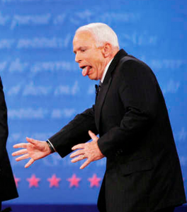 John McCain Severly Criticizes Colin Powell For Endorsing President Obama For A Second Term