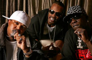 Rap group Three Six Mafia Will Be inducted Into The Memphis Music Hall Of Fame In November