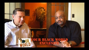 Dr. Boyce Watkins Meets With Father Michael Pfleger To Discuss Violence In Chicago