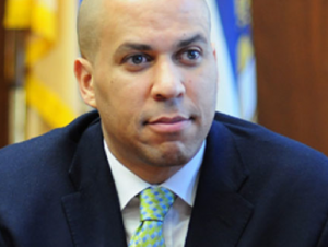 Mayor of Newark, NJ, Cory Booker has confirmed he is thinking about campaigning for governor or senate next year.