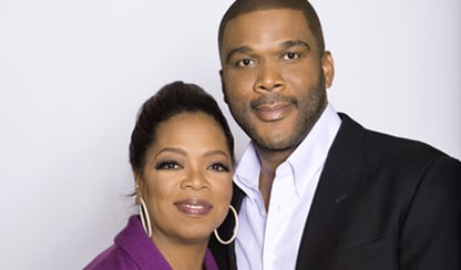 tyler perry and oprah