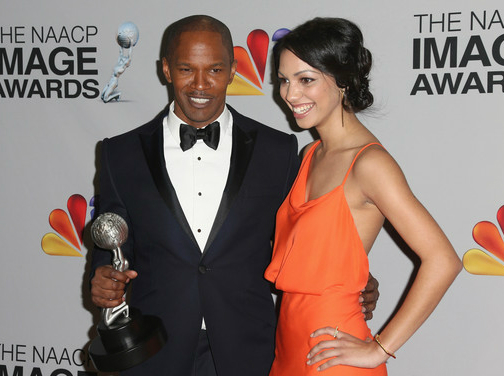 jamie foxx and daughter