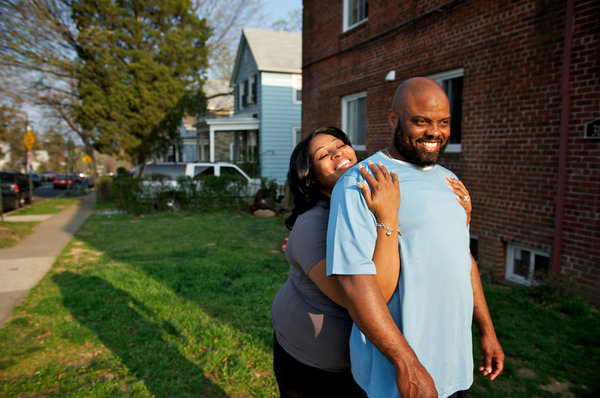 Carl Harris and Wife Charlene. Credit: New York Times