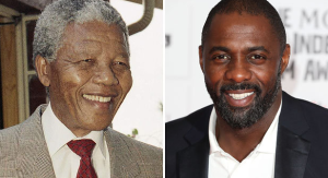 Idris Elba tapped to play Nelson Mandela in new biopic.
