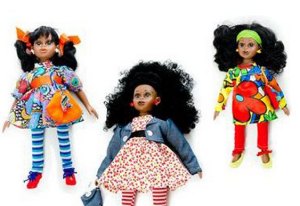 Rooti Dolls has introduced a range of talking dolls aimed at helping African children stay in touch with their heritage.
