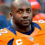 NFL player Elvis Dumervil