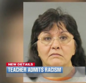"""I'm a racist!"": Female teacher charged for sexually touching a black girl, 7, in her class  (PICTURED)"