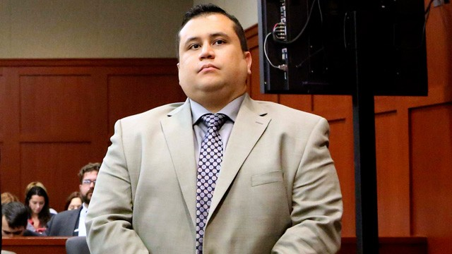 George Zimmerman Found 'Not Guilty' in K!lling of Trayvon Martin