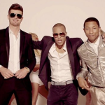 TI, Robin Thicke, Pharrell Williams sue Marvin Gaye's family over Blurred Lines.