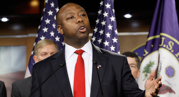 Rep Tim Scott