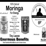 Moringa for Energy ad copy