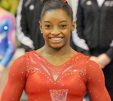 Look Out Gabby: Simone Biles Wins a Big Championship in Gymnastics ...