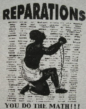 Ta-Nehisi Coates Has Courage to Make the Case for Reparations