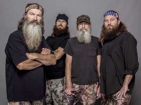 Duck Dynasty said the African-Americans he encountered were both happy