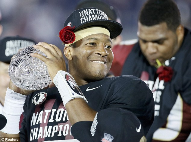 FSU's Jameis Winston Responds to Haters Who Criticized His Speech ...