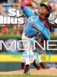 BOSS Sports | Cover Girl: Mo'ne Davis Becomes First Little Leaguer To Make Sports Illustrated Cover