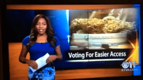 """Watch as Anchor Quits Her Job on Air: """"F*ck It, I Quit"""""""