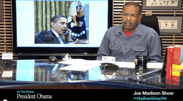 "President Obama: Cousin ""Pookie"" Needs to Vote in the Midterms [Video]"